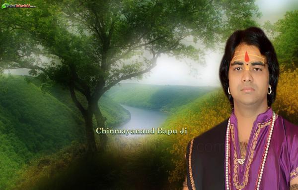 Chinmayanand Bapu Ji