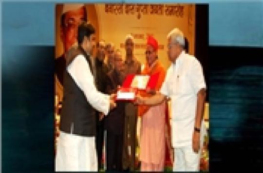 Dr. Kailash Manav Ji Photo