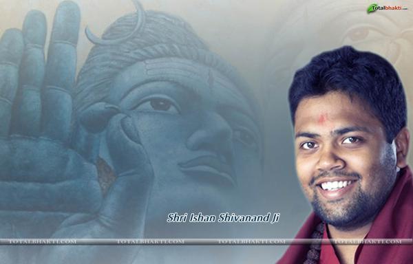 Shri Ishan Shivanand Ji