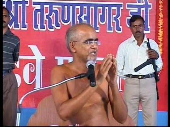 Shri Tarun Sagarji Photo