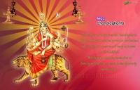 Mata Chandraghanta-Third Avataar Of Devi Parvati