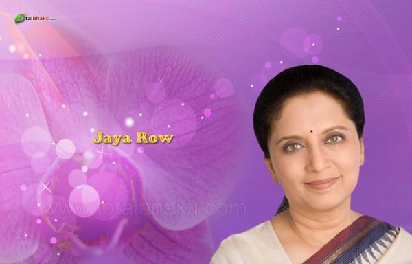 Jaya Row