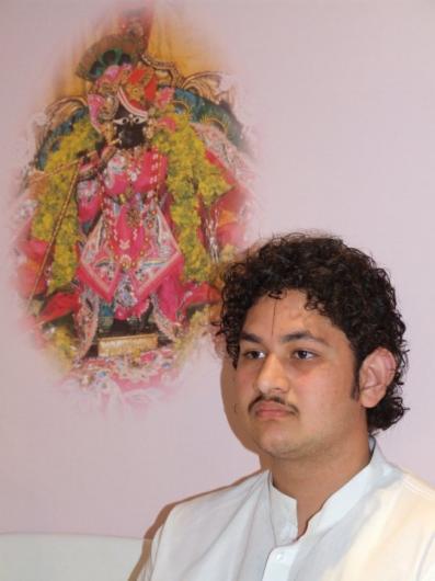 Pundrik Goswami Ji