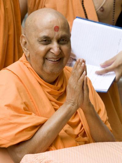 B A P S Swaminarayan
