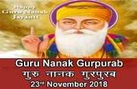 Guru Nanak Gurpurab